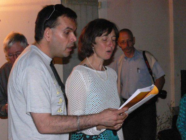 Didier Jaoul et Cécile Pagès